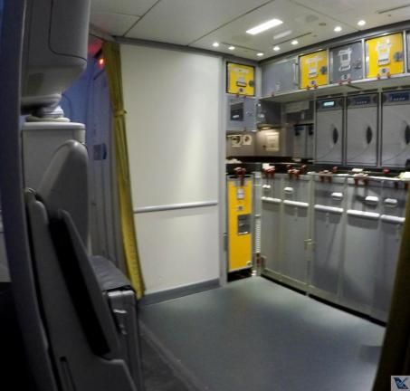 Galley - B787 - Scoot 2