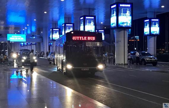 Hanoi - ônibus para Termina 1