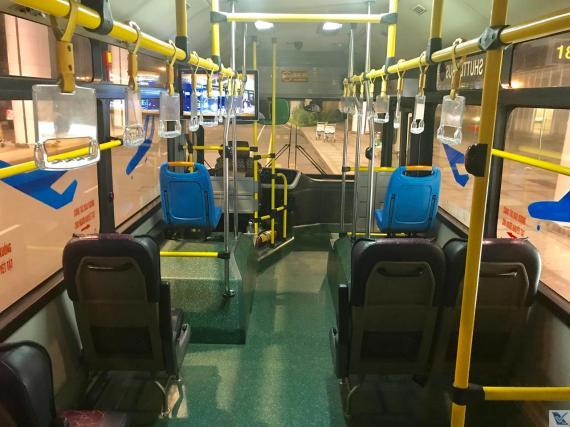 Hanoi - ônibus para Termina (3)