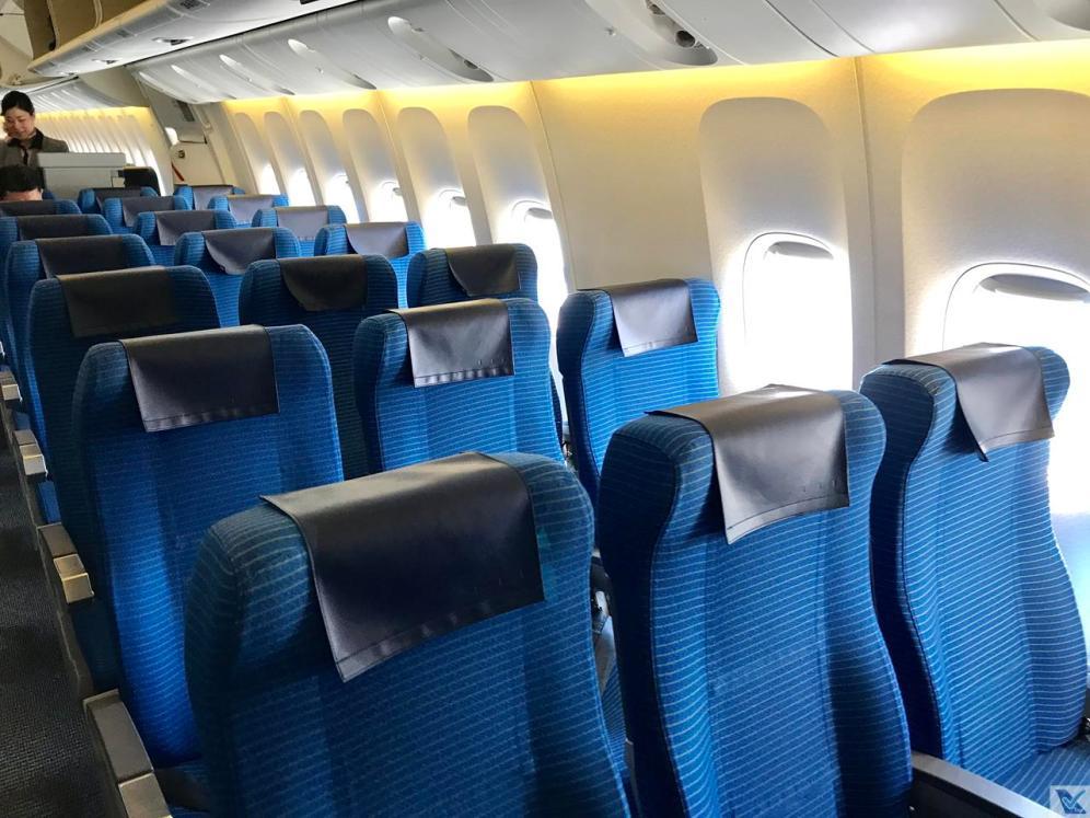 Inside - B777 - ANA 1