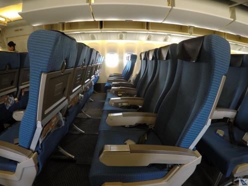 Inside - B777 - ANA 9