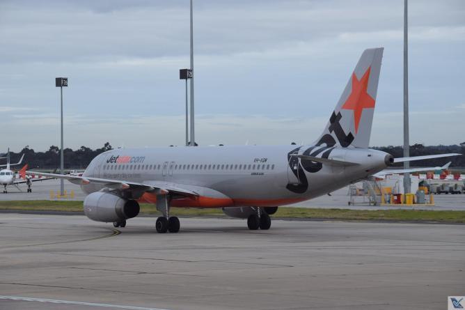 Jetstar - Melbourne (3)