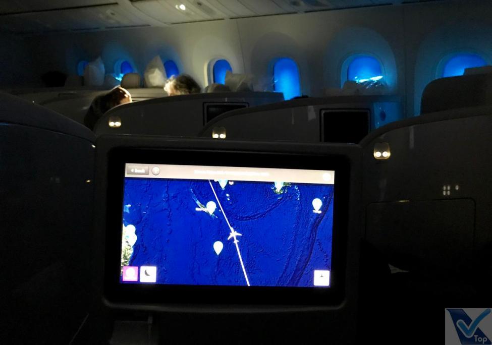 Mapa de Voo - ANZ - Tela Vídeo 2