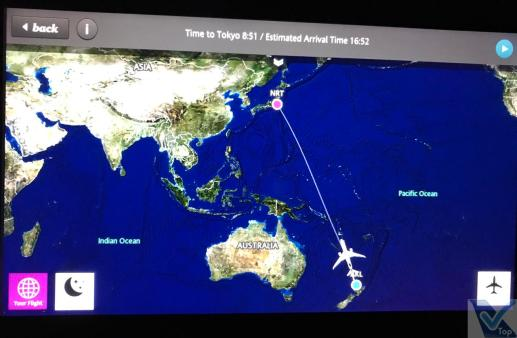 Mapa de Voo - ANZ - Tela Vídeo 3