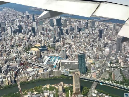 Overview Osaka - B777 - ANA (2)