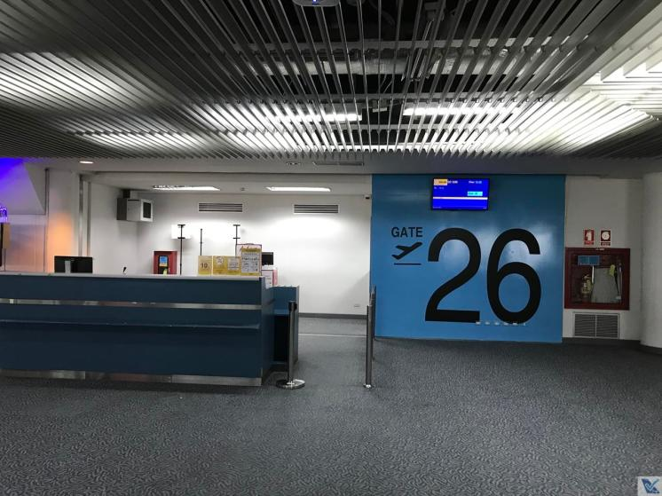 Portão 26 - Nok Air - DMK