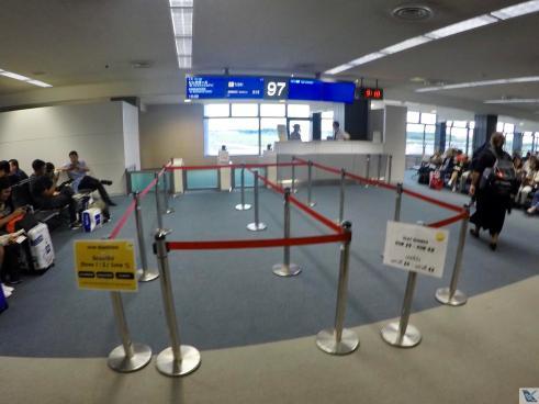 Portão 97 - Narita