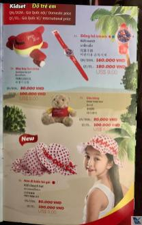 Souvenir - Revista de Bordo - VietJet Air 5