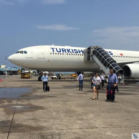 Turkish - A330 - Maldivas (1)