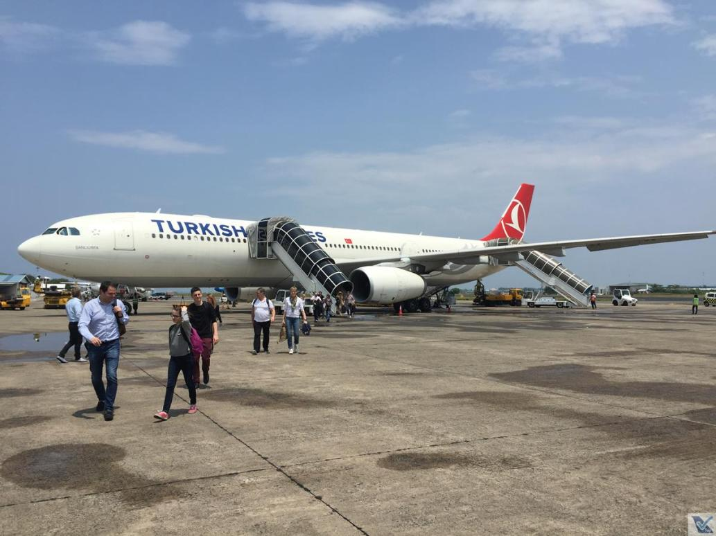 Turkish - A330 - Maldivas (2)