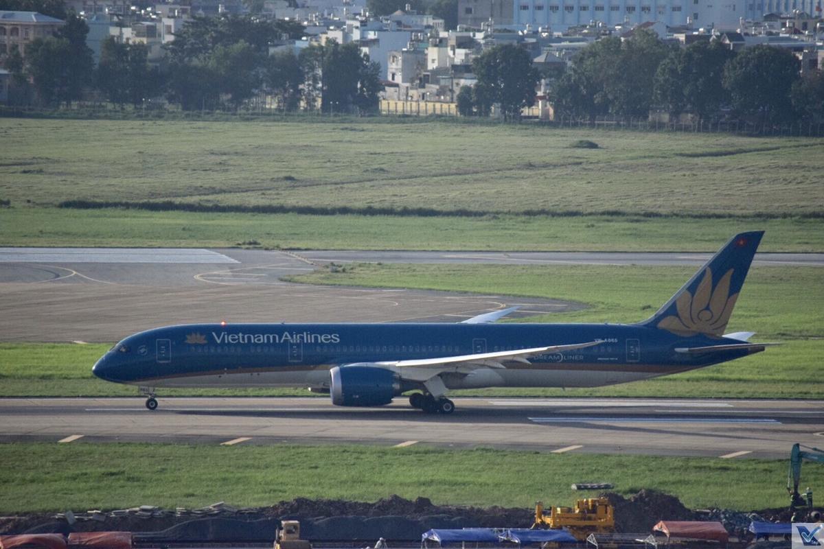 Aeroporto Saigon - Vietnan Airlines