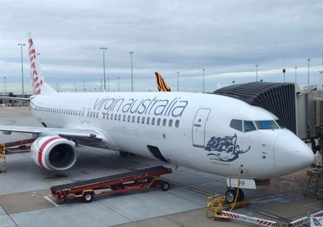 B737 -Virgin - Melbourne (4)