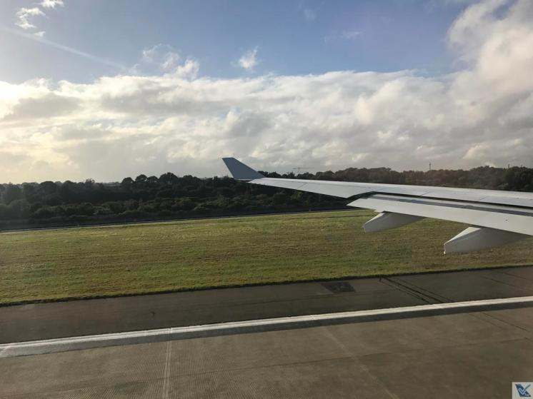 Decolagem - A330 - Qantas SYD (2)