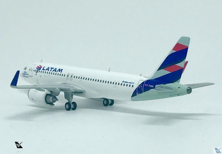 LATAM A320Neo - Miniatura
