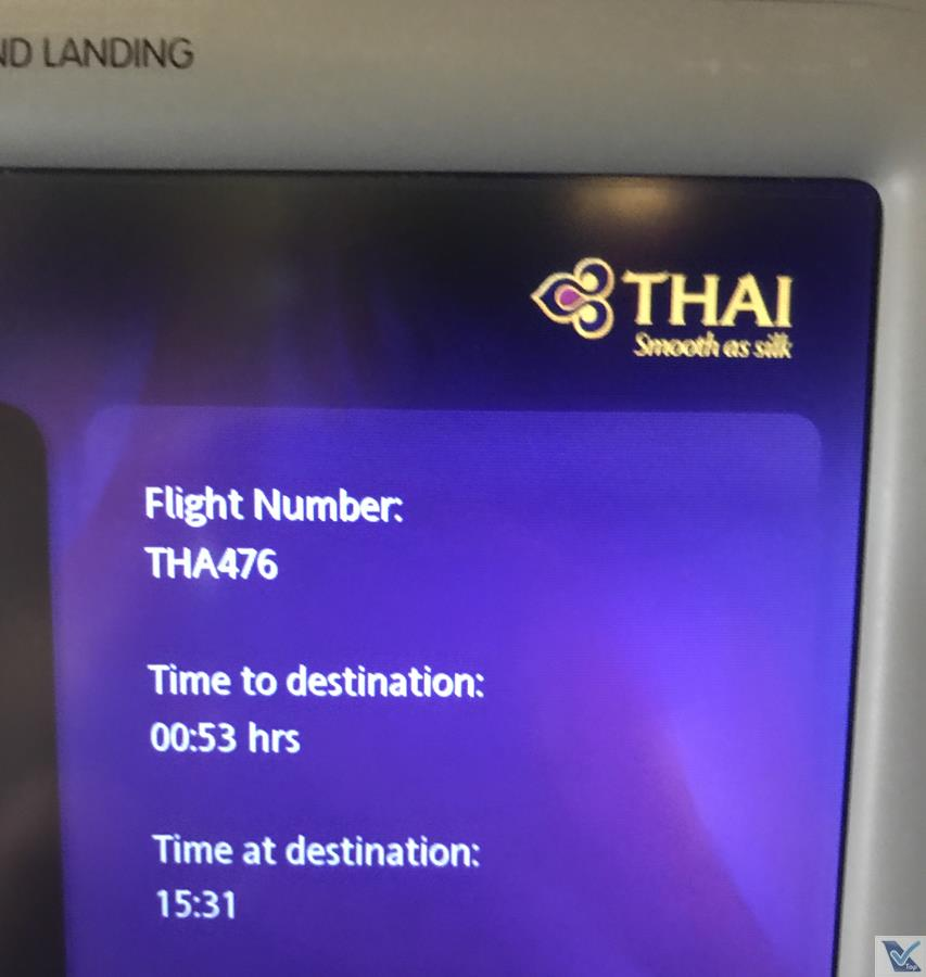 Mapa de Voo - B747 - Thai (4)