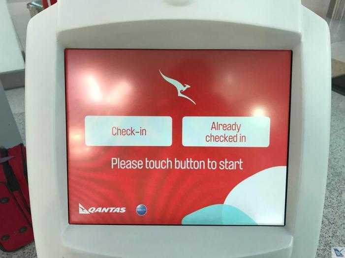 Qantas - Totem Check-in - Tela (1)