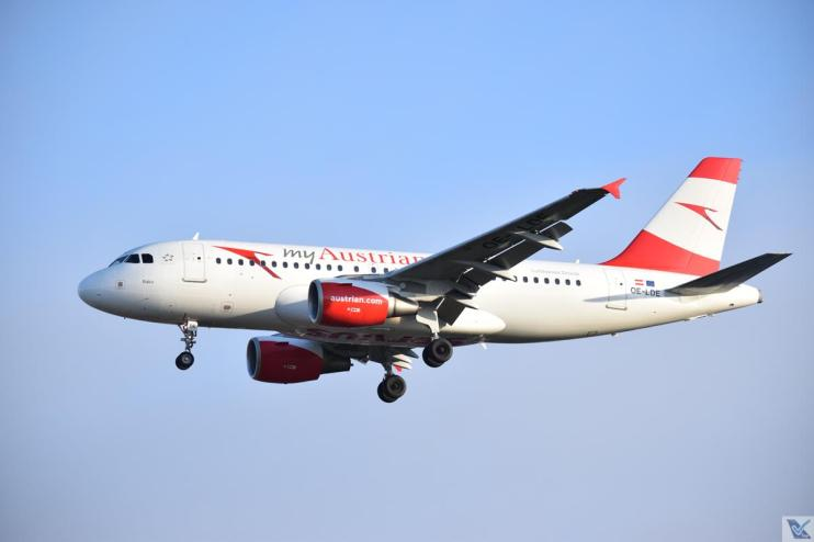 A319 Austrian