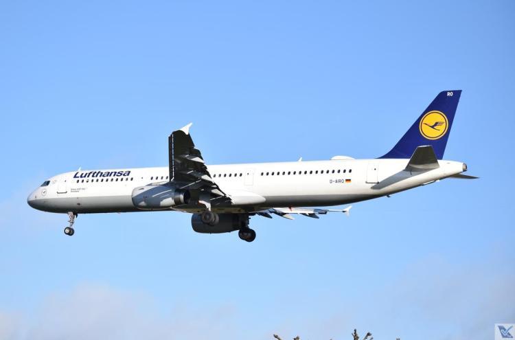 A321 - Lufthansa