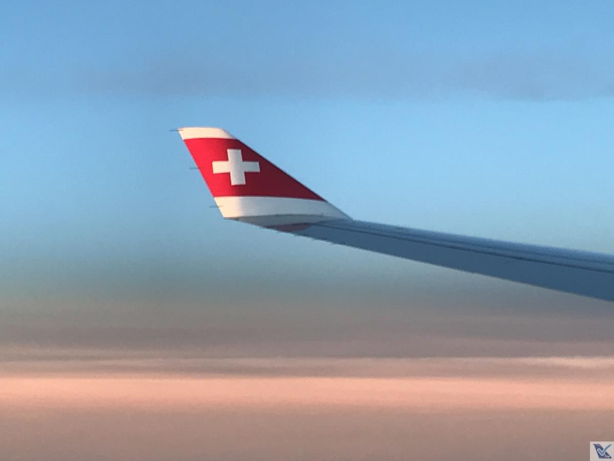Asa - A330 - Swiss - Manhã (2)