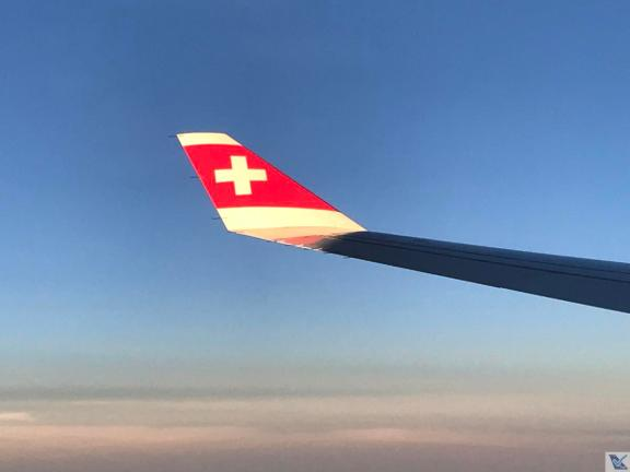 Asa - A330 - Swiss - Manhã (4)