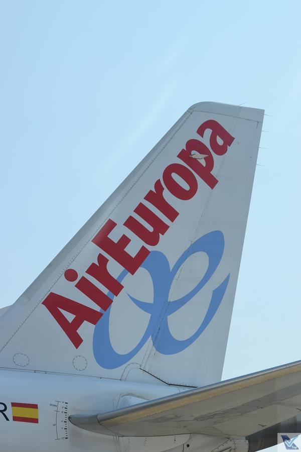 Cauda - Ejet - Air Europa