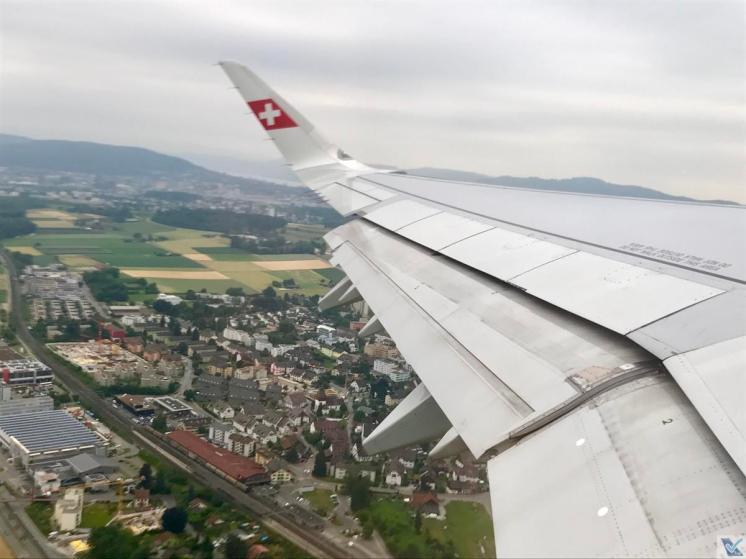 Decolagem - A321 - Swiss ZRH (6)