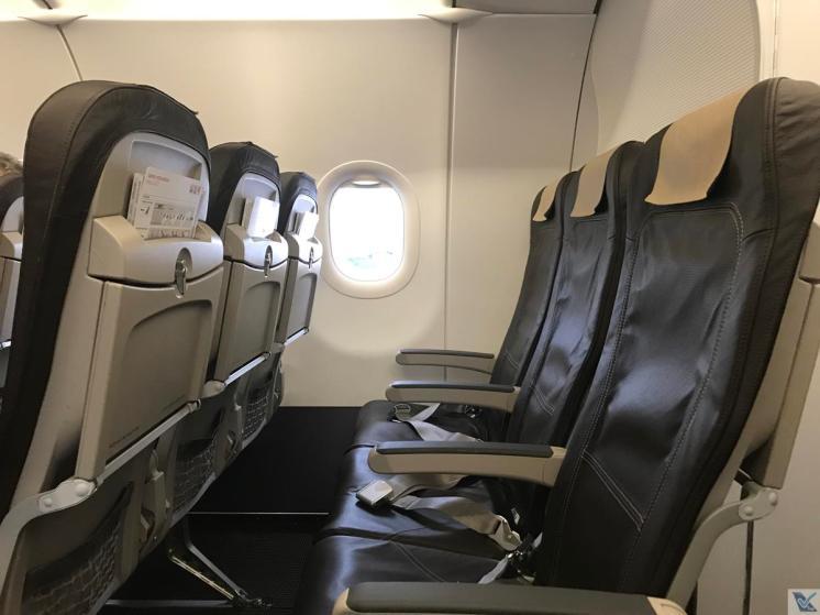 Inside - A321 - Swiss - Econômica (5)