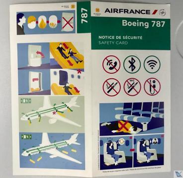 Cartão - Instruções Segurança - B787 AF (3)