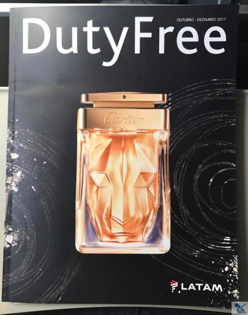 Revista - Duty Free LATAM