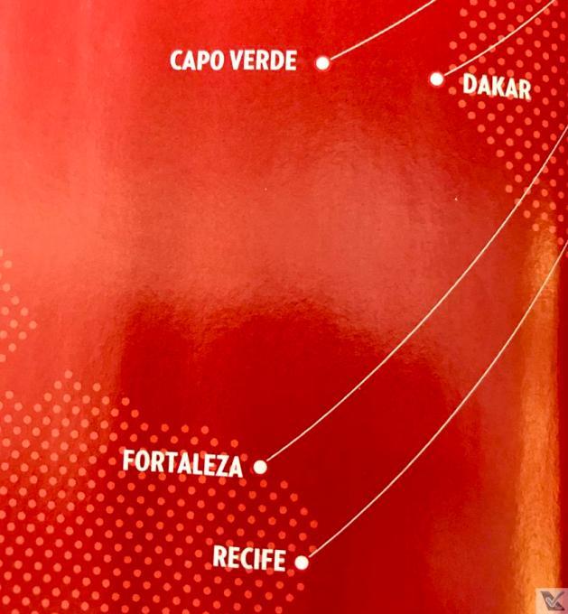 Revista de Bordo - Meridiana - Rotas (2)