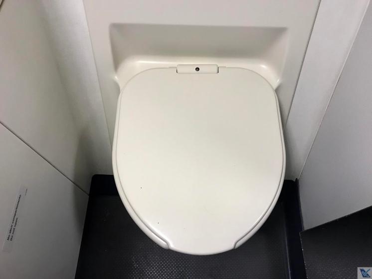 Banheiro - B767 - LATAM (2)
