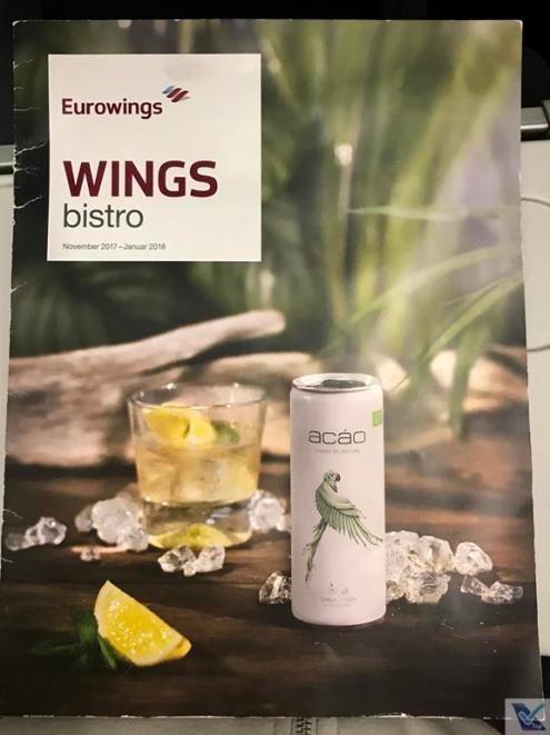 Serviço de Bordo Pago - Eurowings (2)