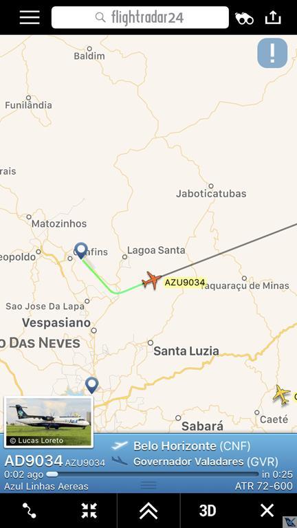 Flight Radar - CNF GVR (2)