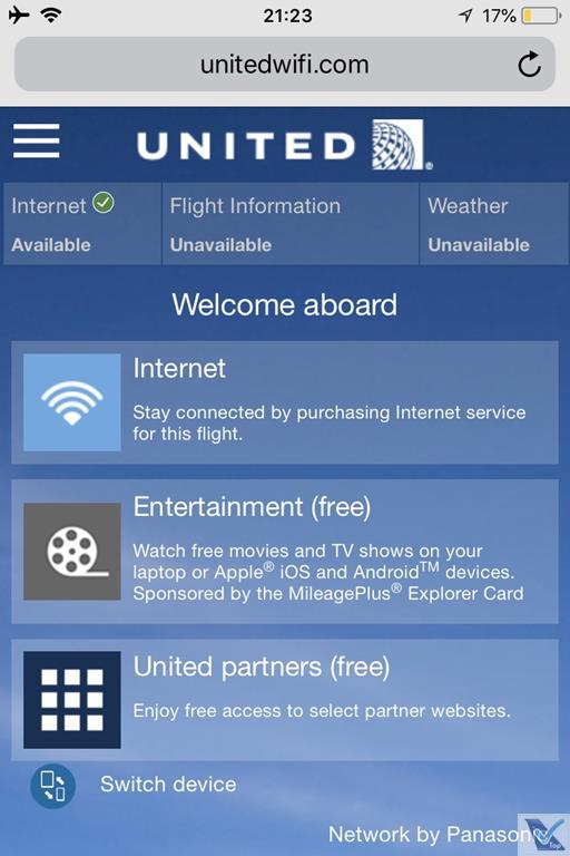 Acesso Wifi - United - UA128 (2)