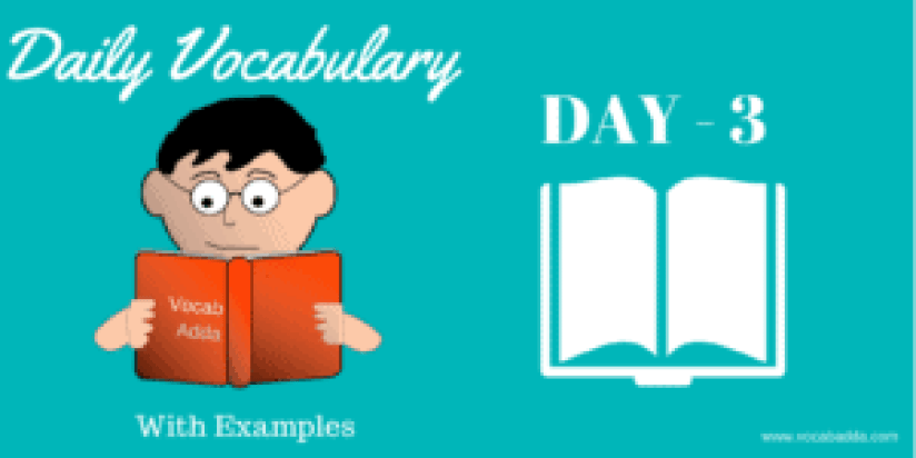 vocabulary words day-3