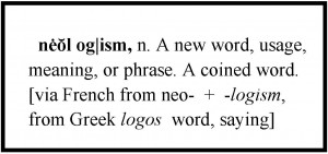 neologism definition