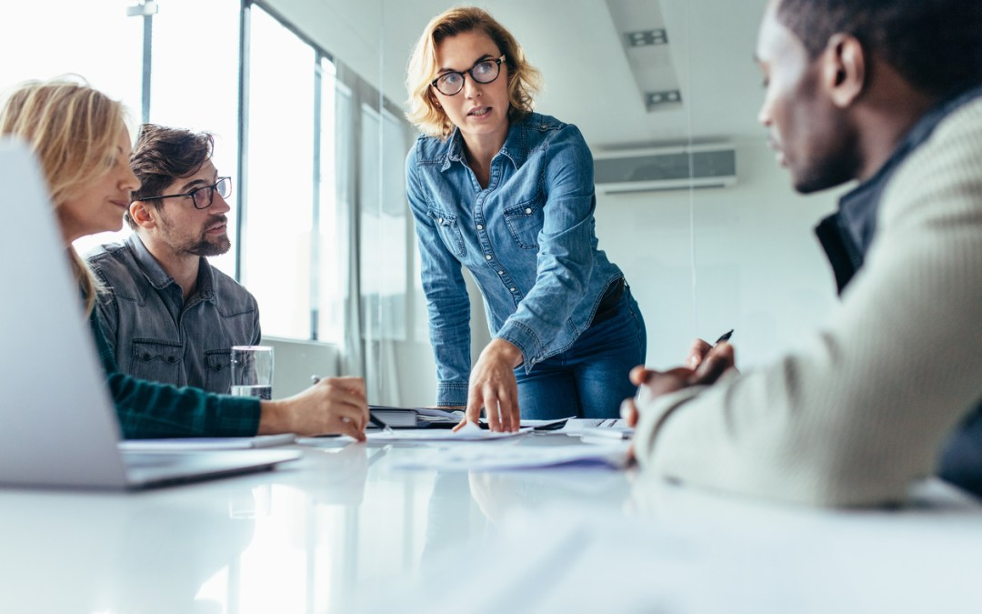 How to Develop Executive Presence by Improving Your Vocabulary