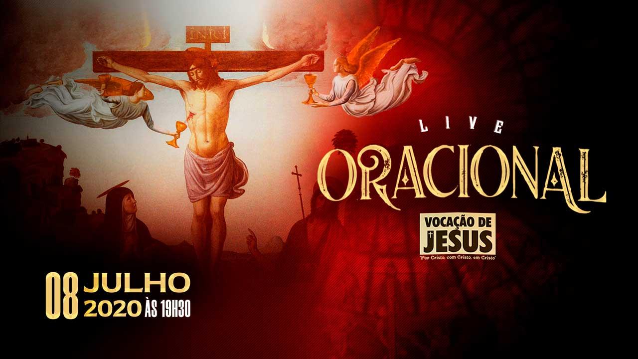 Live Oracional da Vocação de Jesus