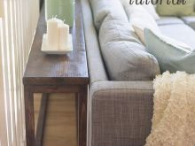 Console Table Behind Couch