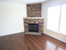 Corner Gas Fireplace Ideas