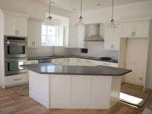 Corner Kitchen Island