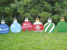 Diy Christmas Lawn Decorations