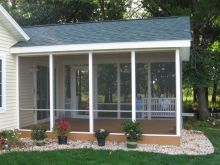 Easy Screened In Porch Ideas
