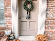 Fall Front Apartmenr Door Decor