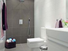 grey and white bathroom tile ideas