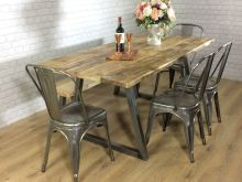Industrial Style Kitchen Tables