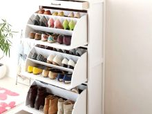 living room shoe storage ideas