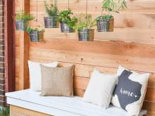Outdoor Patio Hanging Decor