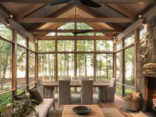 Outdoor Screened In Porch Ideas