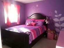 Purple Girl Room